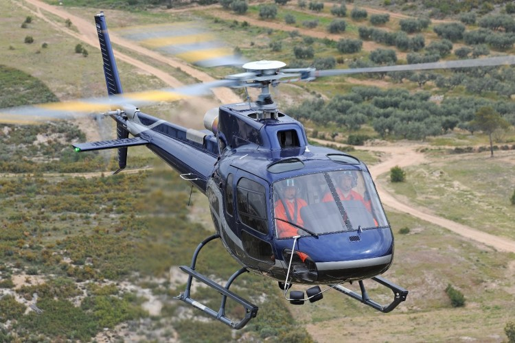 Japan's Akagi Helicopter acquires one H125