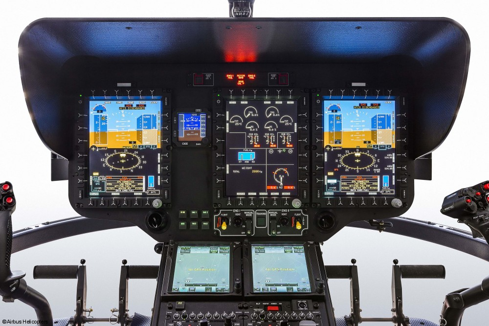 Image result for airbus h135 cockpit